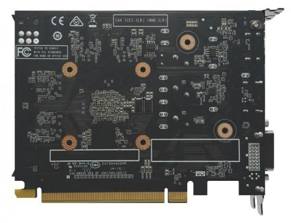 ZOTAC GAMING GeForce GTX 1650 OC GDDR6