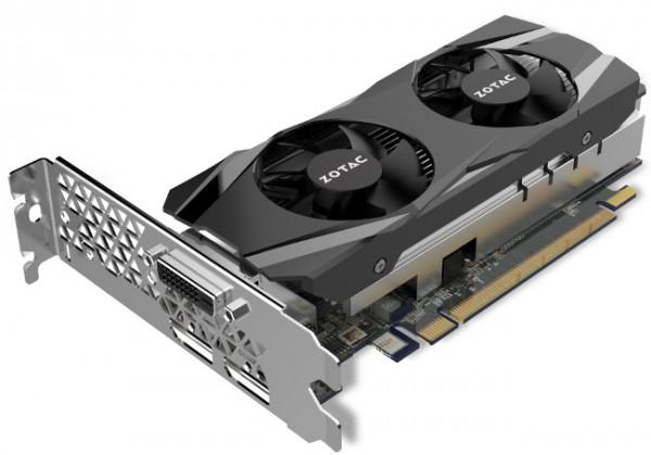 Zotac GeForce GTX 1050 Ti LP (ZT-P10510E-10L)