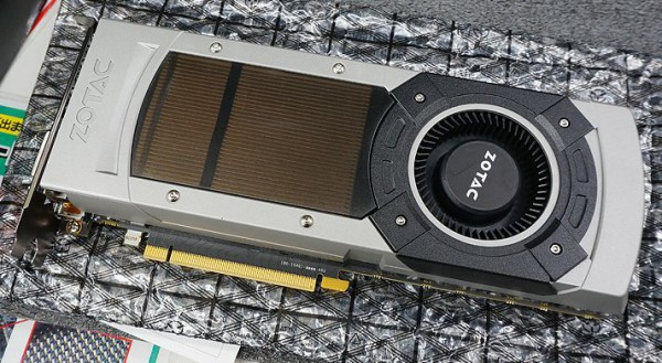 Zotac GeForce GTX 980