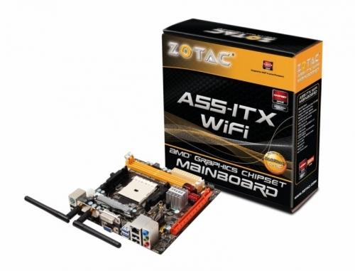 Zotac A55-ITX WiFi