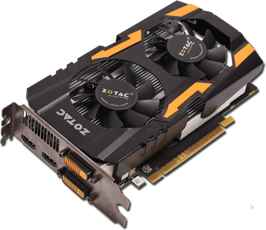 Zotac GeForce GTX 650 Ti Destroyer TSI