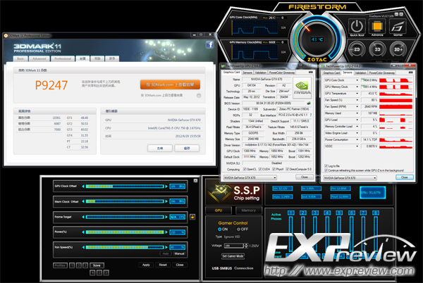 Zotac, GeForce, GTX 670, Extreme Edition
