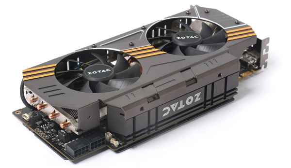Zotac GeForce GTX 980 AMP! Omega Edition