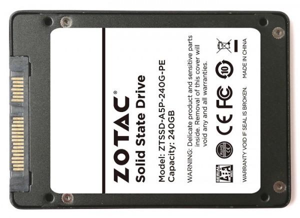 Zotac Premium Edition SSD
