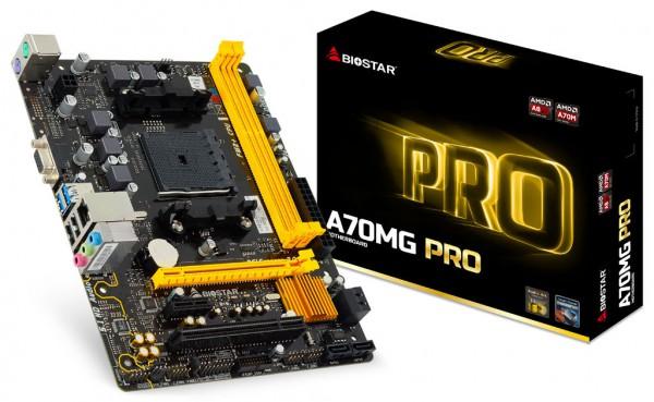 Biostar A70MG Pro