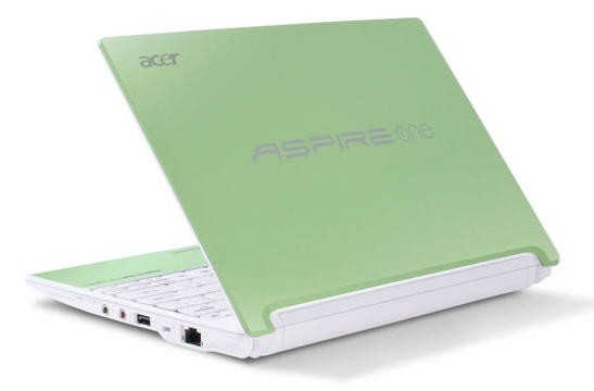 Нетбук Acer Aspire One Happy