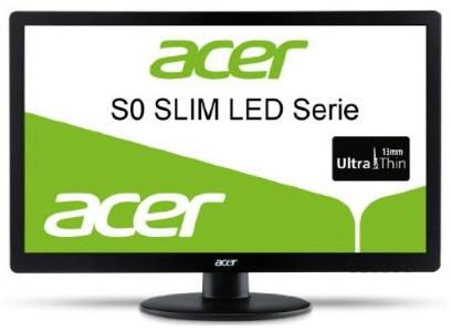 LCD Acer S0 Slim LED Series