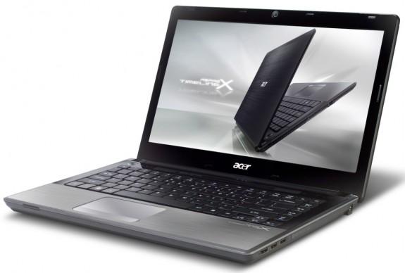 Ноутбук Aspire TimelineX 4820T