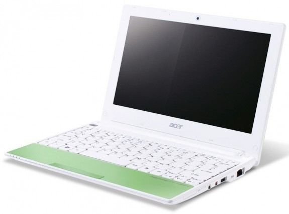 Нетбук Aspire One D255 Happy