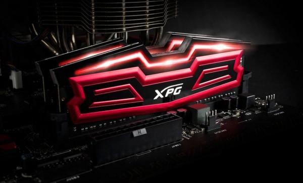 ADATA XPG Dazzle LED DDR4