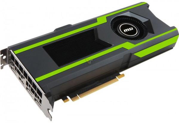 MSI GeForce GTX 1080 Ti AERO