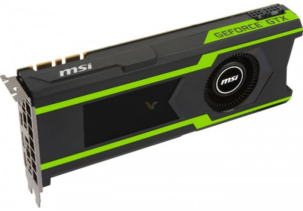 MSI GeForce GTX 1080 Ti AERO