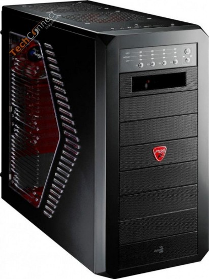 Корпус Aerocool RS-9 Devil Red