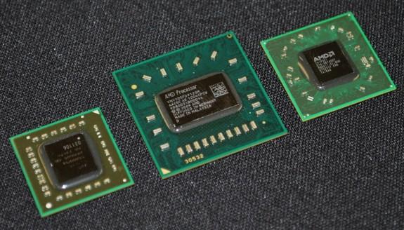 Процессоры AMD Zacate, Ontario