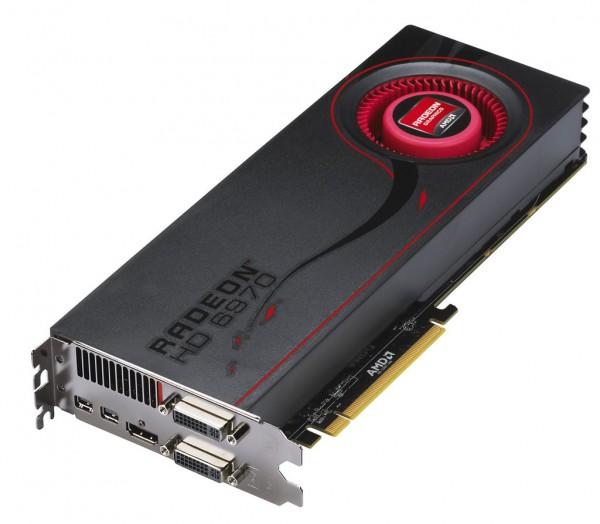 Видеокарта AMD Radeon HD 6970 1 ГБ