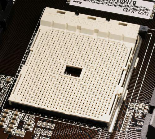 Сокет AMD FM1