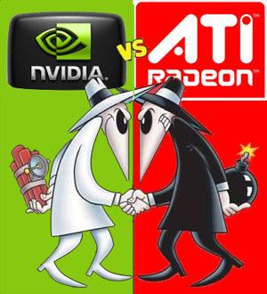 AMD превзошла NVidia по поставкам дискретной графики