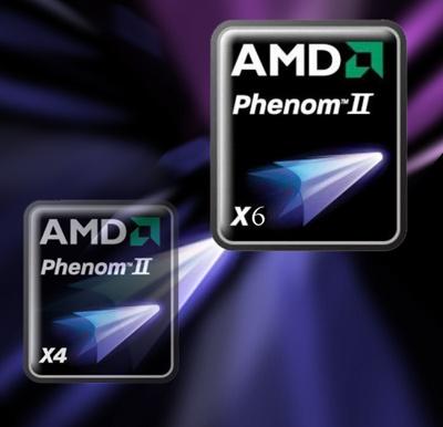 Включение отключенных ядер AMD Phenom II X4 900T