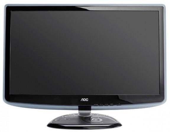 WLED-монитор AOC e2240Vwa