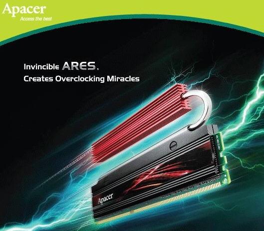 Оперативная память Apacer Ares