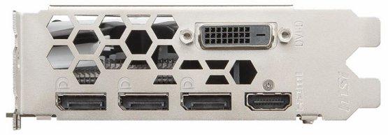 MSI Radeon RX 570 ARMOR 8 G OC Edition