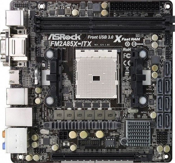 ASRock FM2A85X-ITX