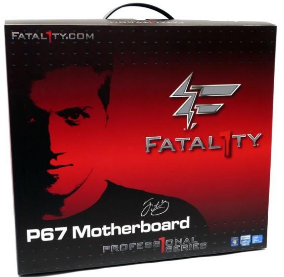 ASRock Fatal1ty P67 Professional