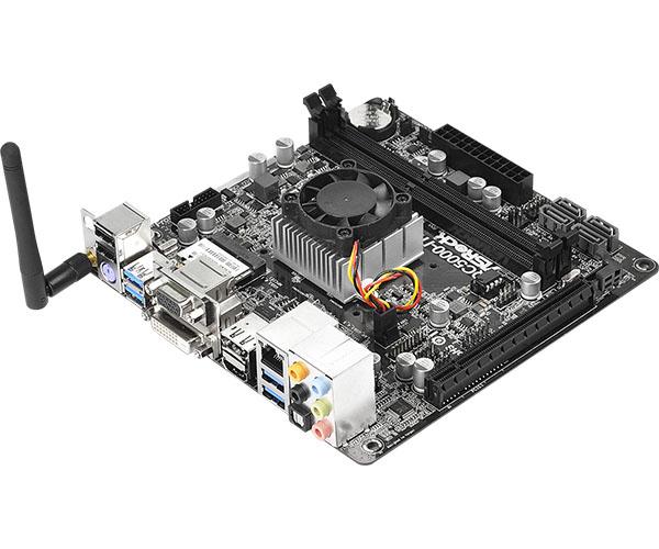 ASRock QC5000-ITXWiFi