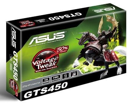 Видеокарта ASUS ENGTS450DI1GD5