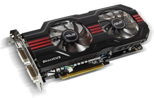 Видеокарта ASUS GeForce GTX 560 Ti DirectCU II