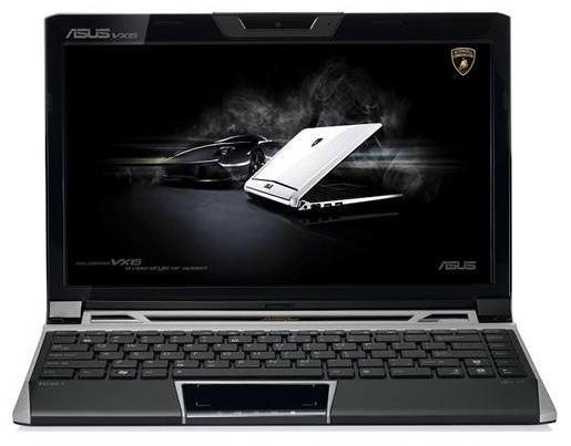 Нетбук Lamborghini VX6