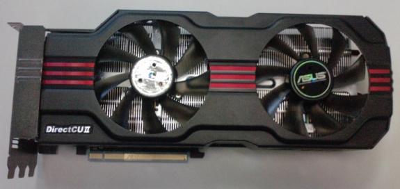 Видеокарта ASUS Radeon HD 6970 DirectCU IIВидеокарта ASUS Radeon HD 6970 DirectCU II