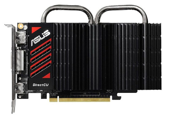ASUS GeForce GTX 750, GTX750-DCSL-2GD5