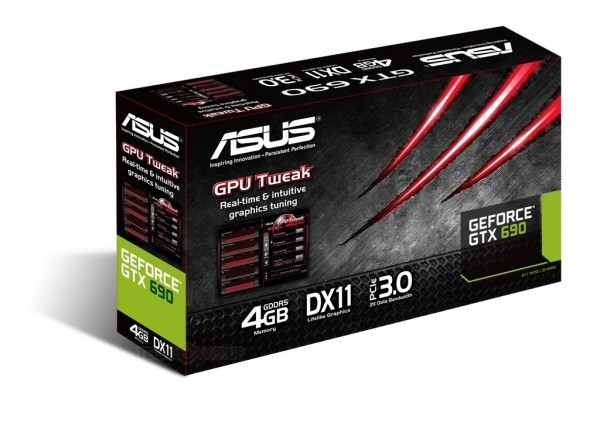 ASUS GeForce GTX 690
