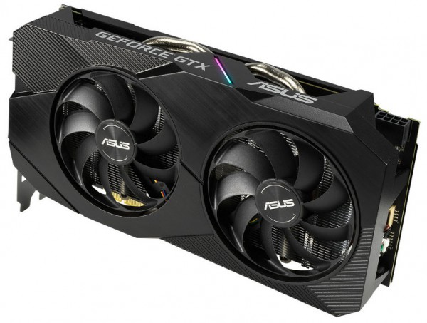 ASUS GeForce GTX 1660 Ti DUAL