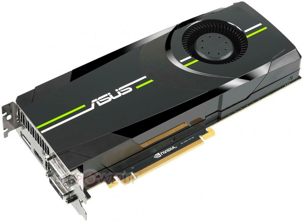ASUS, GeForce, GTX 680