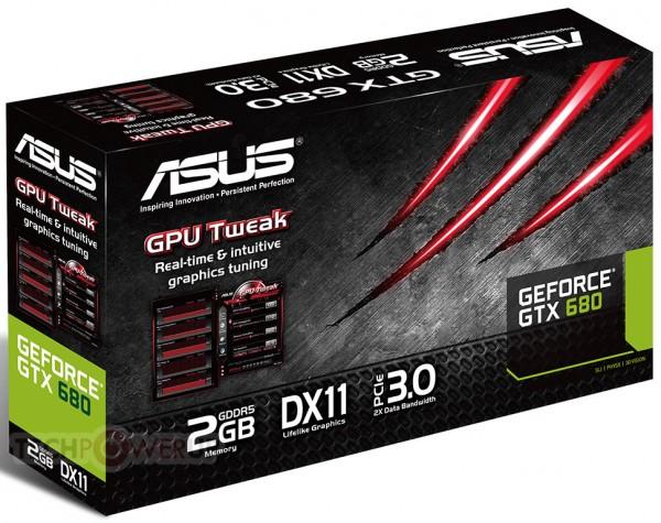 ASUS, GeForce, GTX 680