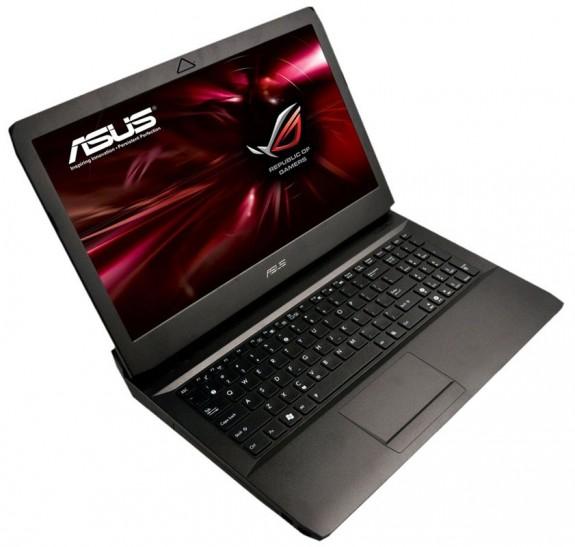 Ноутбук ASUS G53JW