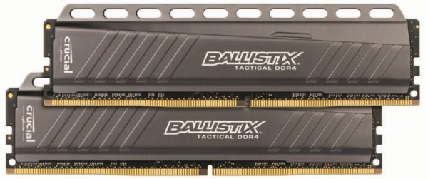 Crucial Ballistix Tactical DDR4