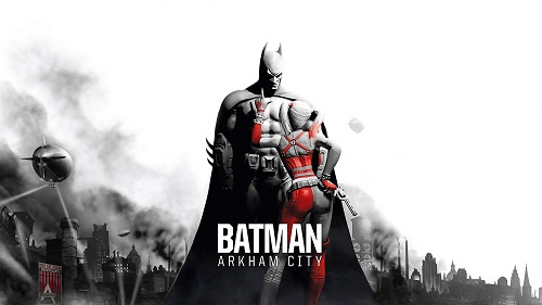 ASUS Batman: Arkham City