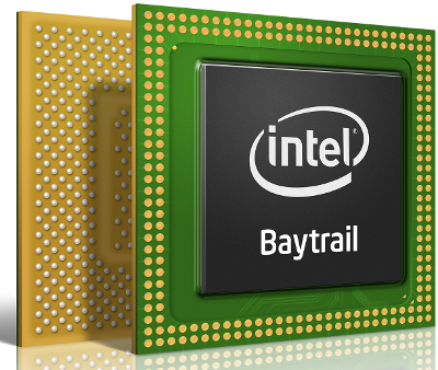 Intel, Atom, Bay Trail-T