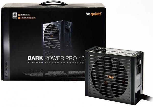 be quiet! Dark Power Pro 10