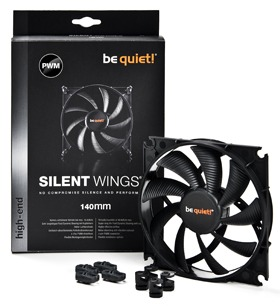 be quiet! Silent Wings 2 PWM