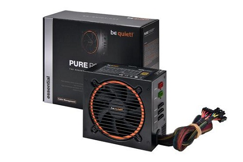 be quiet!, PurePower, L8