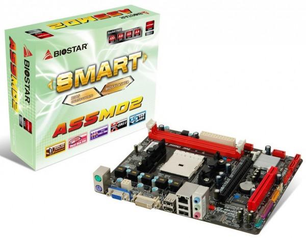 Biostar A55MD2