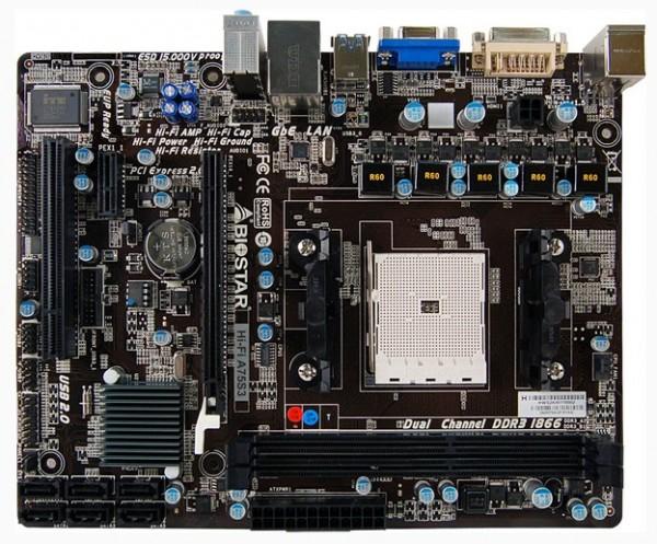 Biostar Hi-Fi A85S3