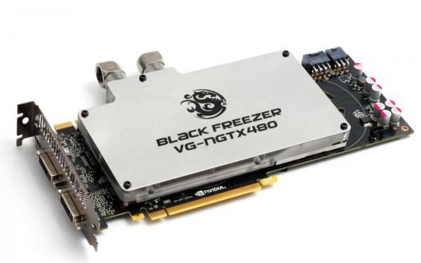 Водоблок Inno3D Black Freezer