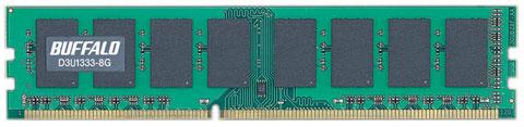 Buffalo DIMM 8 ГБ DDR3