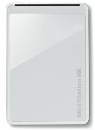 Накопитель Buffalo MiniStation 3