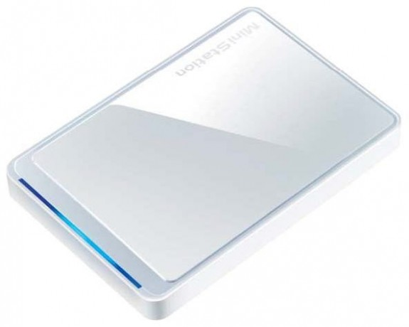 Buffalo HD-PCT750U2 750 ГБ
